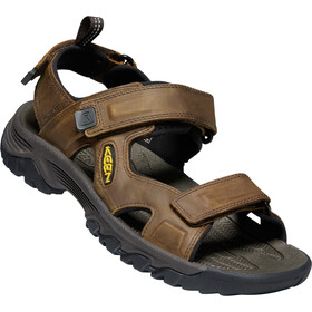 Keen Targhee III Open Toe Sandals Men bison/mulch
